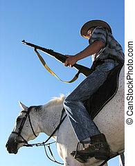 ranger horseback riding