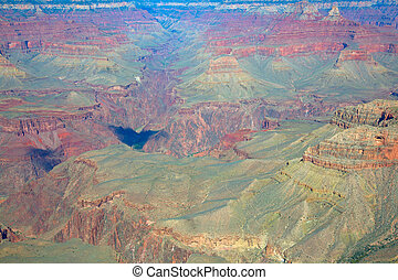 "Grand Canyon - South Rim of the Grand Canyon. ""Grand Canyon""..."