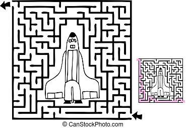 Space Maze III