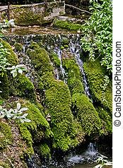 Waterfall 3 - The watermills of Valea Rudariei, District...