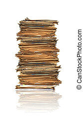 Heap of papers