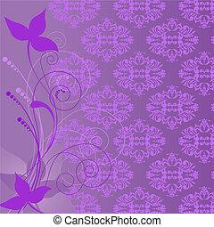 lilac plant composition
