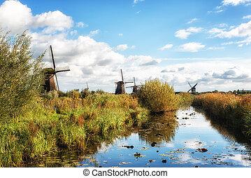 Rural windmills