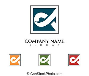 Business corporate abstract unity
