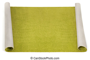 olive carpet - xxxl size photo of olive carpet on white...