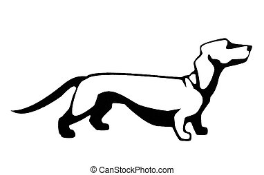 Dachshund illustrations and clipart (1,556)
