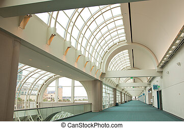 San Diego Convention Center Architectural Abstract - San...