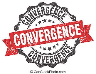 convergence stamp. sign. seal