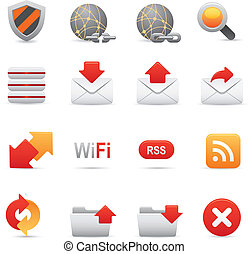 Website & Internet Icons Set | 03