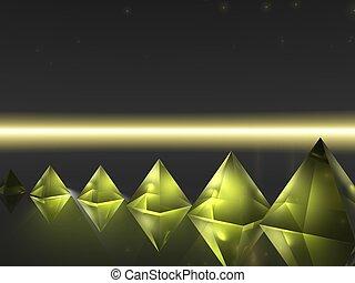 Abstract - Pyramid