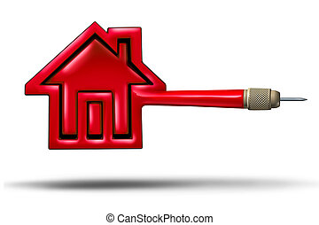 House Target - House target real estate buying or selling...