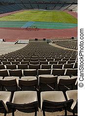 Montjuic Olympic stadium