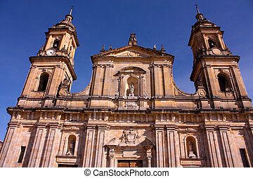 Cathedral of Bogota, Colombia - Cathedral of Bogota Catedral...