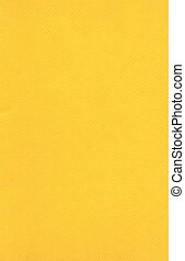 Yellow paper surface background - Yellow paper surface...