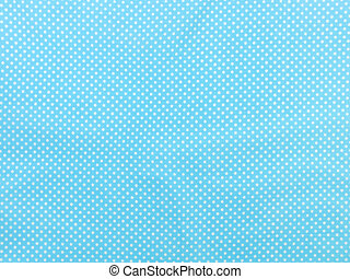 blue polka dot background