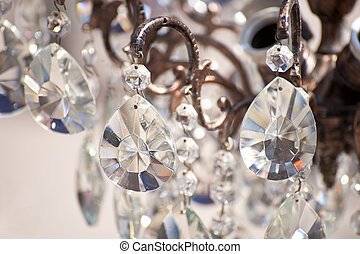 Flea market - scene on a flea market