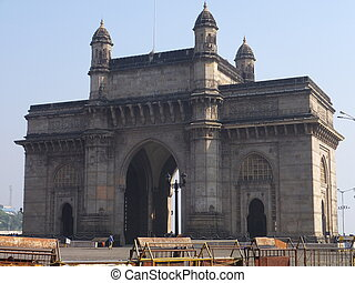 Gateway of India in Mumbai, India