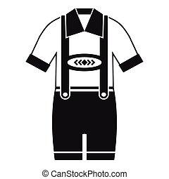 Free Clipart Clothes Suspender Belt 115