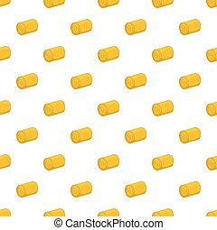 Haystack pattern, cartoon style - Haystack pattern. Cartoon...