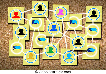 Build or create your business network for maximize success