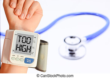 Check your blood pressure and pulse to prevent heart...