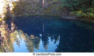 Tamolitch Blue Pool Oregon