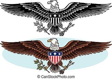 American Eagle Icon