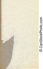 Off white cardboard texture background - vertical - Off...