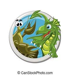 Dragon Cancer Zodiac sign - Cancer. Zodiac sign. Horoscope....