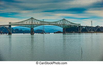 The Conde B. McCullough Memorial Bridge - McCullough...