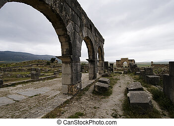 Volubilis - Roman ruins near Fes and Meknes - Best of...