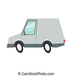 Isolated car desgin - Car icon. Automobile transportation...