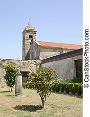 Tower of church - Tower of Church of San Francis in...
