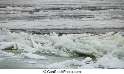 Spring debacle ice is broken - Spring ice is broken debacle...