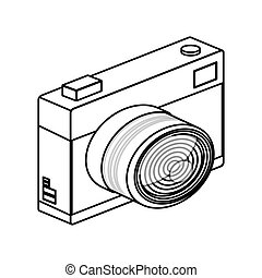 Isolated camera device design