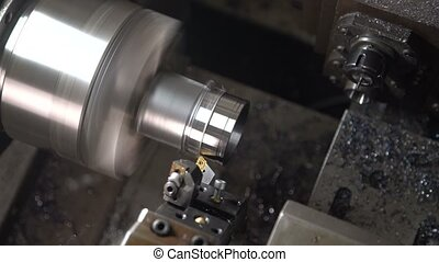 Turning and milling on CNC machines - CNC machine Z-MaT...