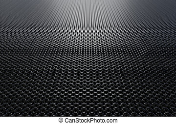 Chain armor metallic pattern background