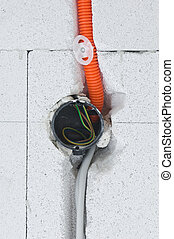 Electrical installation - Elecztical installation at a...