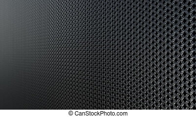 Chain armor metallic pattern background loop - Chain armor...