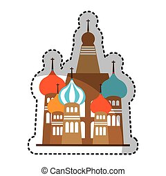 taj mahal isolated icon vector illustration design