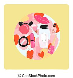 Icon of fashion illustration. - It is an icon of fashion...