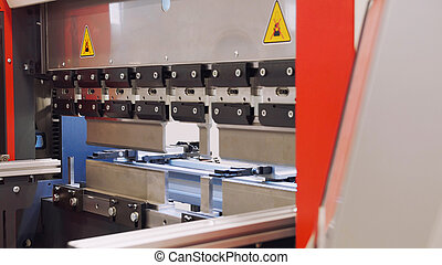 Industrial equipment - automate machine at factory
