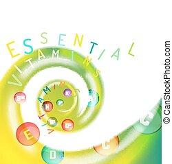 Vitamin Complex Swirl
