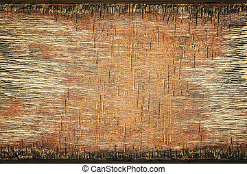 Wood Background, Old Aged Wooden Grain Texture, Weathered...