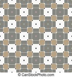 Retro Seamless Vector Wallpaper