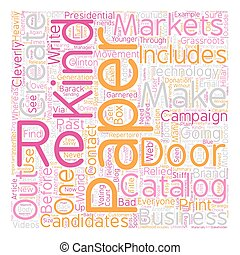 Are You Open For Business And How text background wordcloud...