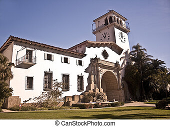 Santa Barbara Courthouse - Historic Santa Barbara Courthouse