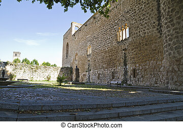 Piedra Bermeja Castle, In S. XII became fortified palace of...