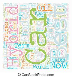 best hybrid cars text background wordcloud concept