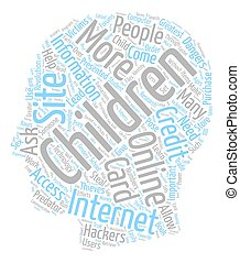 BWI what are some of the dangers text background wordcloud concept